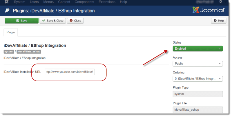 EShop for Joomla Affiliate Software Integration - iDevAffiliate Blog